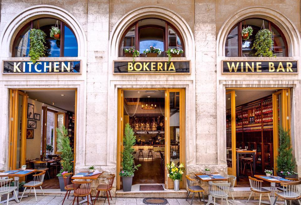 Bokeria Kitchen&Wine Bar