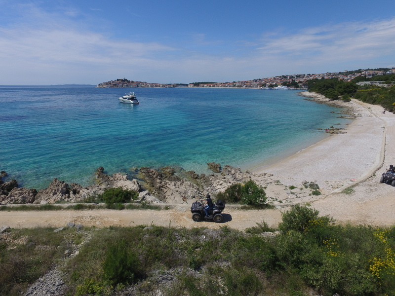 Primošten beaches