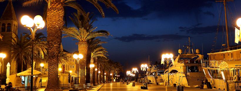 Trogir Dalmatia Croatia