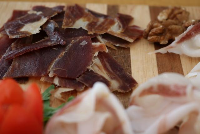 Delicious Prosciutto and Bacon