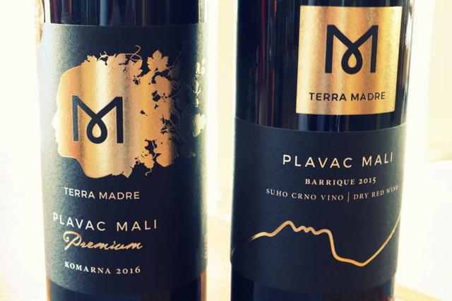 Wine Plavac Mali Premium