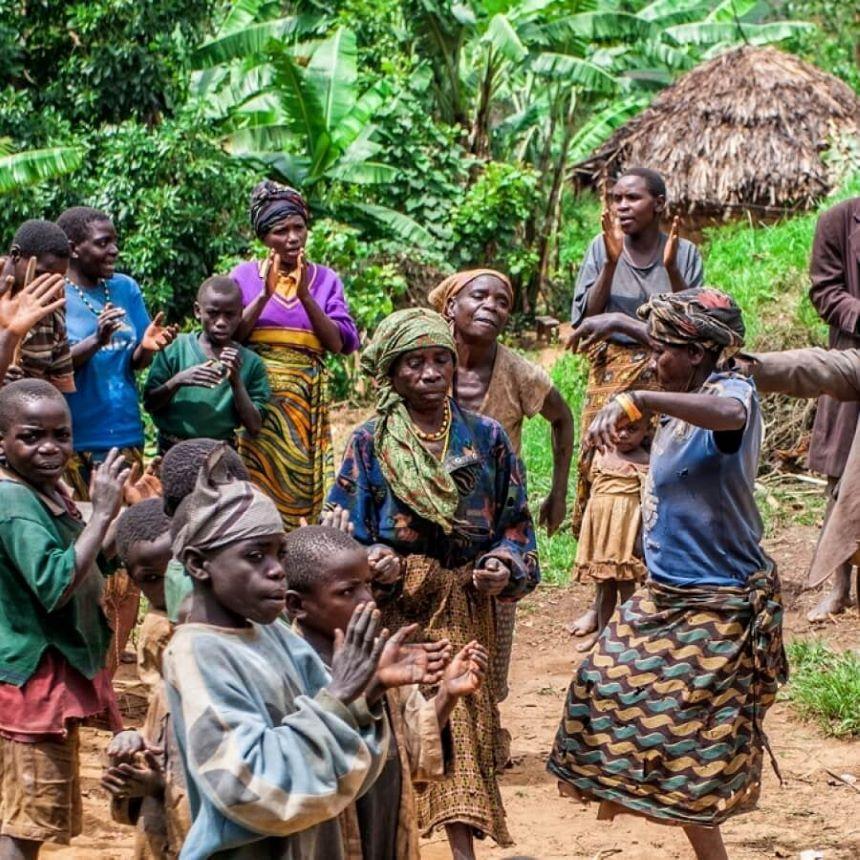 uganda - people